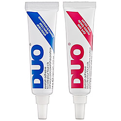 b8b5faa3992 Duo Eyelash Adhesive – Black vs. Clear Glue -Does it Make a Difference?